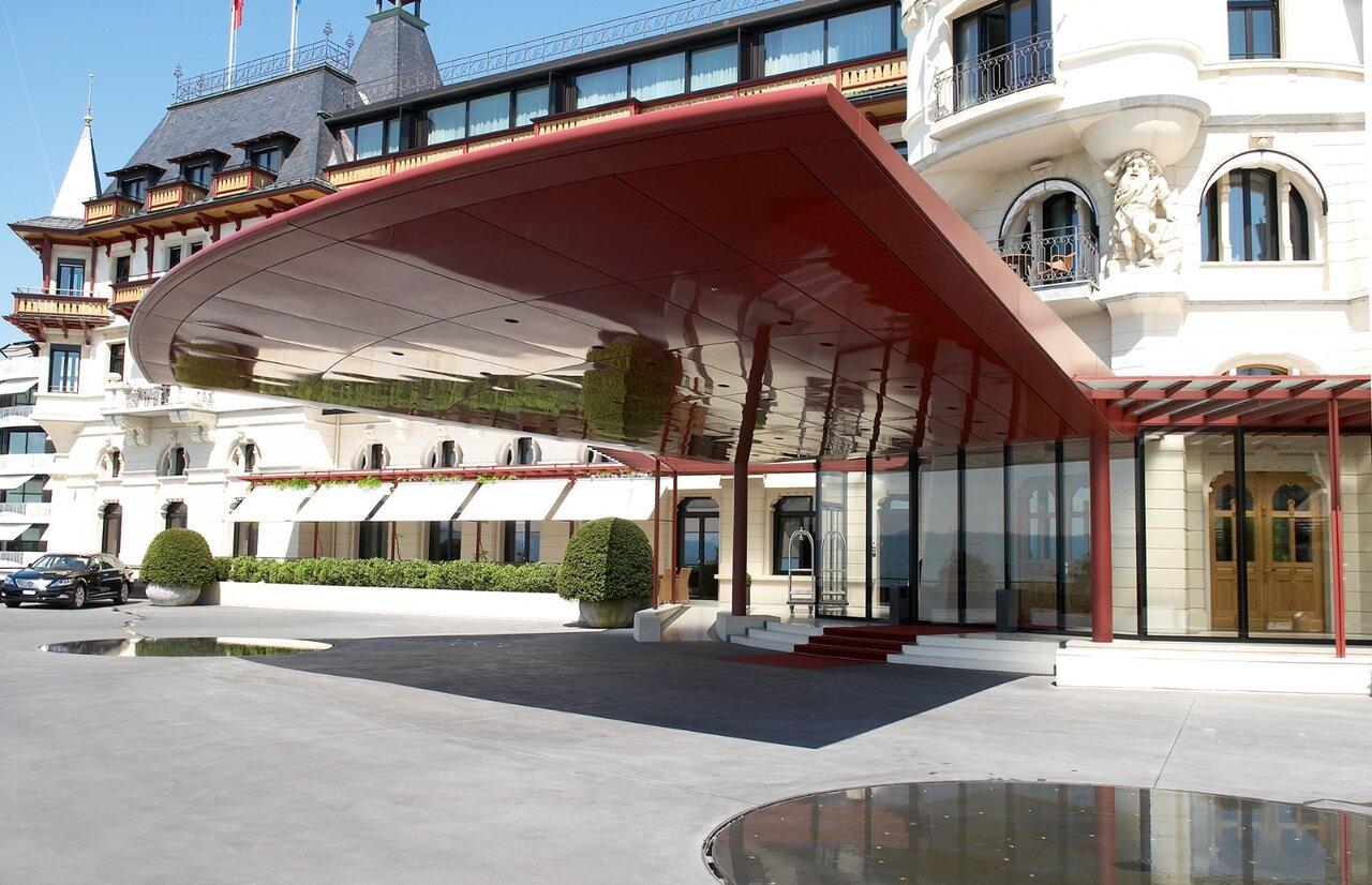 Hotel Foyer Hottingen Zurich : Case studies the dolder grand zurich switzerland