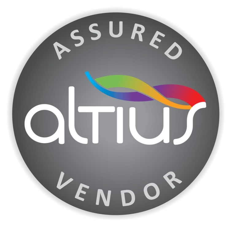 altius vendor accrediation